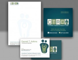 Business Card Design, Letterhead Design, Label Design