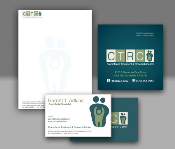 Business Card Design, Letterhead Design, Label Design