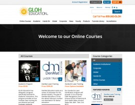 GLOH Education Online Laser Dental School